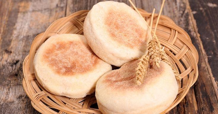Pour votre brunch du dimanche, découvrez la recette originale du muffin salé anglais