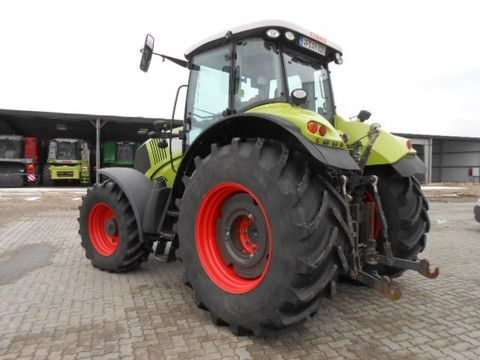 Claas Renault Axion Cmatic 810 820 840 Tractor Operation Maintenance Service Manual # 1 Download