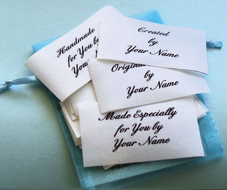 105 best quilt labels images on Pinterest | Tags, Tutorials and Art : personalized quilting tags - Adamdwight.com