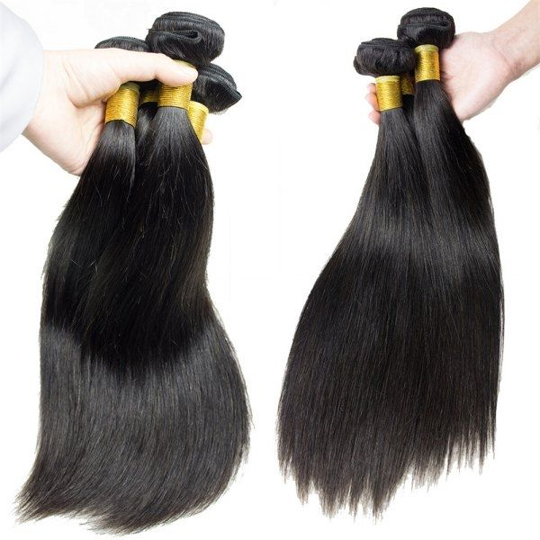 49.13$  Watch now - http://dicuf.justgood.pw/go.php?t=202415802 - 1 Pcs 7A Virgin Straight Brazilian Hair Weave 49.13$