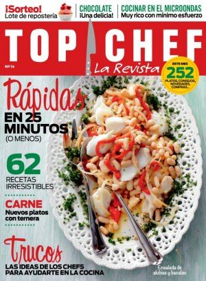 Top Chef la revista Marzo 2015 edition - Read the digital edition by Magzter on your iPad, iPhone, Android, Tablet Devices, Windows 8, PC, Mac and the Web.