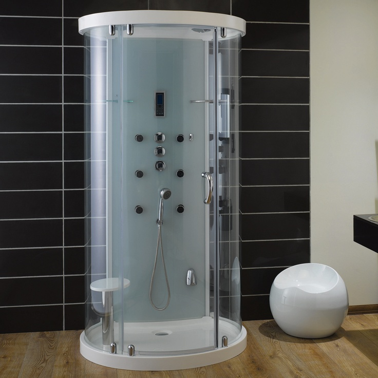 17 Best Enclosed Shower Steamer Images On Pinterest Bathroom Ideas Bathrooms Decor And Small