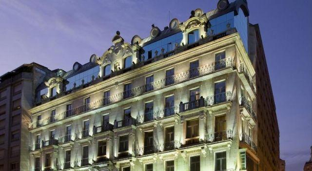 NH Palacio de Vigo - 4 Star #Hotel - $62 - #Hotels #Spain #Vigo http://www.justigo.co.in/hotels/spain/vigo/nhpalaciodevigo_32356.html