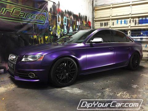 dipyourcar | Nebula Purple mixed into DYC DipPearl Topcoat ...