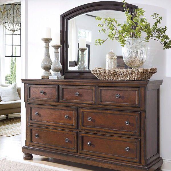 Best Porter Mirror In 2020 Bedroom Dresser With Mirror 400 x 300