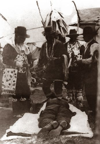 menominee indian history essay Mitchell a dodge papers on the menominee indian tribe dates: 1919-1979 consists of correspondence, government documents, legal files and documents, notes.