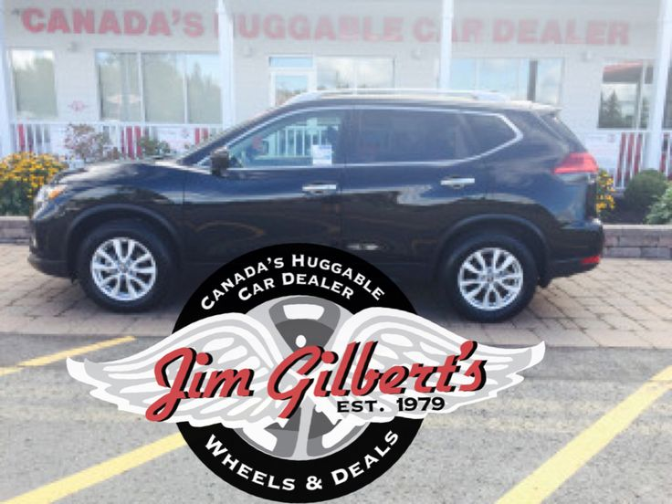 """2017 Nissan ROGUE  SV AWD, Sun-Roof, Heated Seats, Remote Start, Rear Camera, Alloys!! Factory Warranty Plus Our 12 Month Huggable Guarantee!! COMPARE AT NEW MSRP $33,665.00 """"Pay Less-Owe Less"""" Kilometers: 23421 ONLY $27,977!!"""