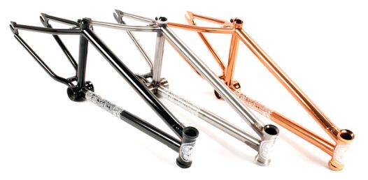 United region frames. Without a doubt the most vital part of a BMX bike. Many people don't realise but hundreds of BMX frames are released every year in every colour, from matt black to oil slick, and in many different materials. Professional riders love to create a signature frame. This list is definitely not a full list of every BMX frame or signature BMX frame made in 2016, although it's some of the most popular and also my favourite frames of the past year.