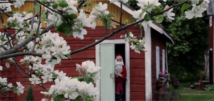 Joulupukin piilopirtti - Kenkävero