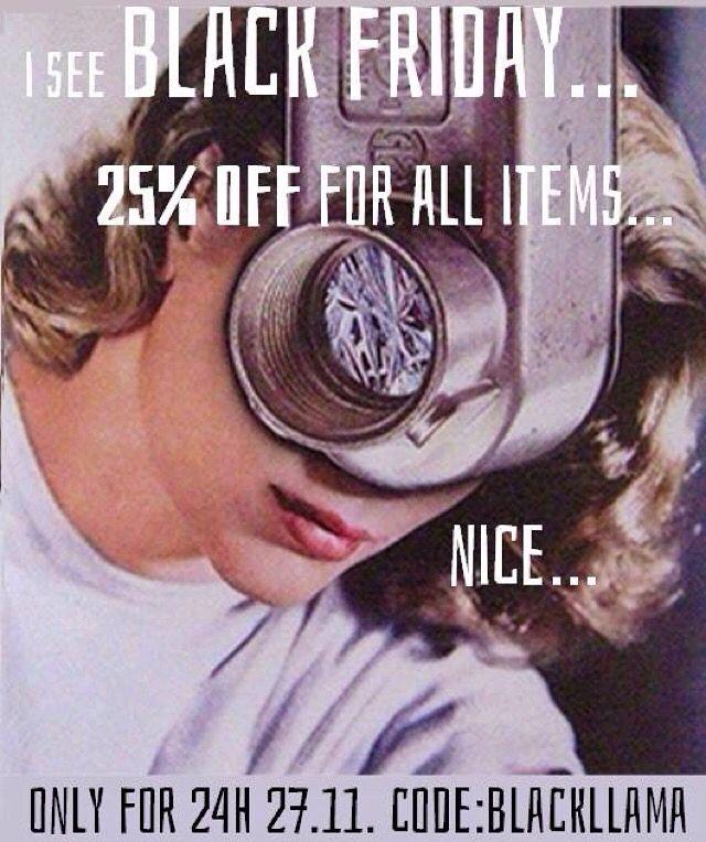 Black Friday! 25% OFF!! meetthellamastore.com #sale #pajama