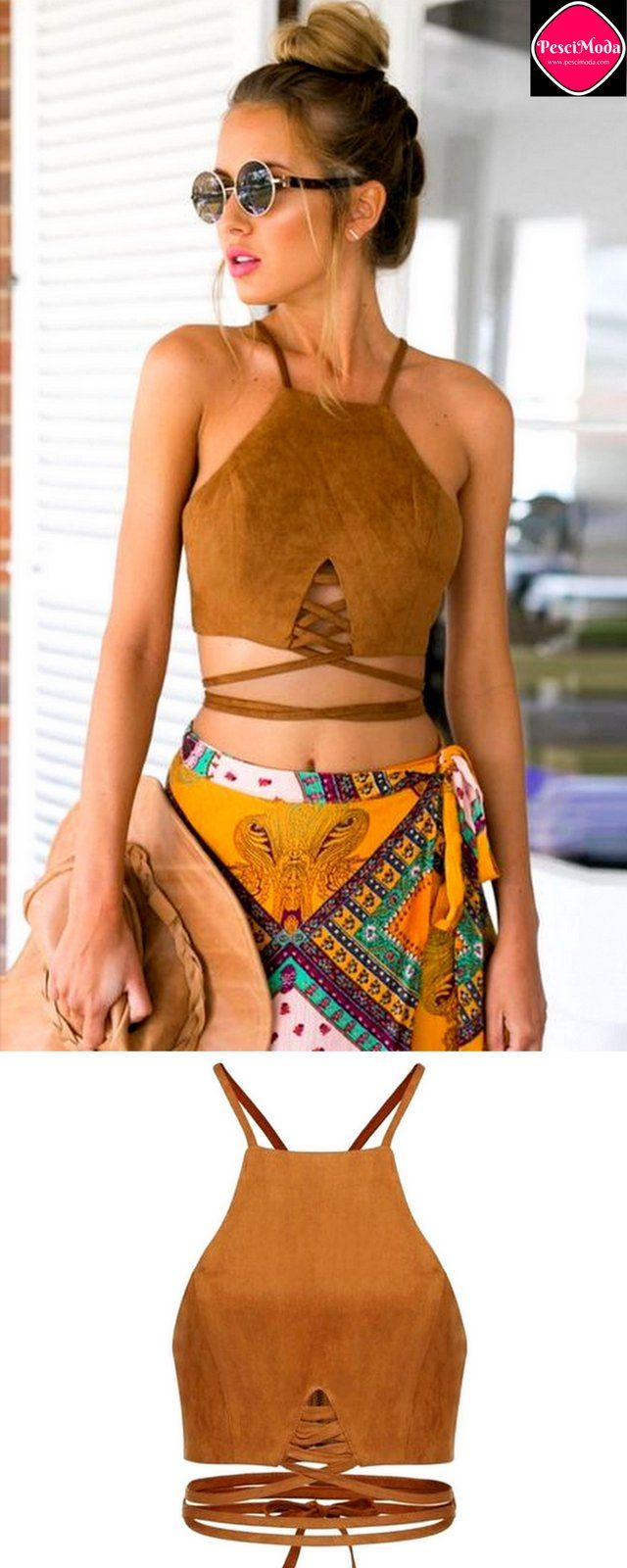 Boho Style Backless Crisp                                                                                                                                                                                 More