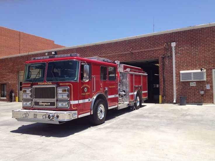 78+ images about Seagrave Fire Apparatus on Pinterest ...