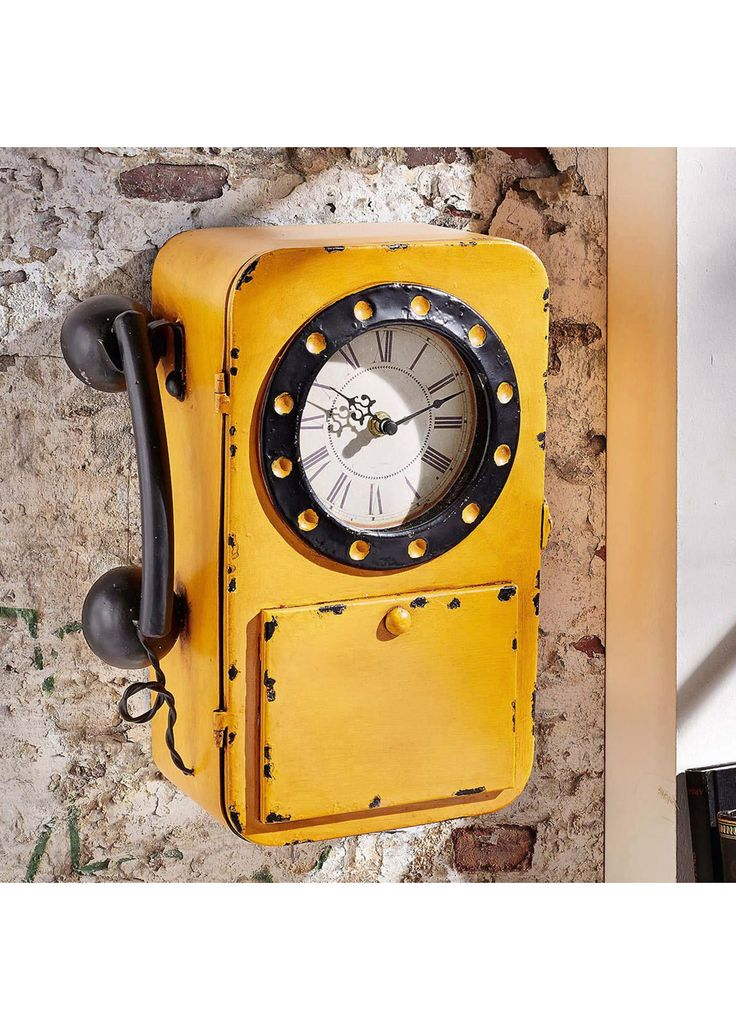 49 best Retro Home images on Pinterest Retro home, Deko and Homes - küchen wanduhren design
