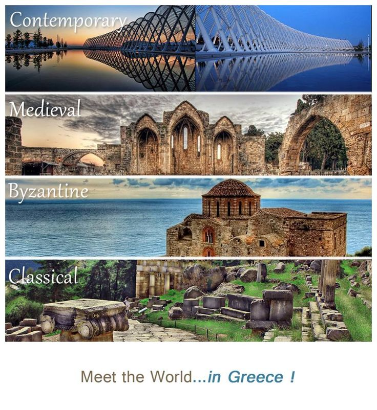 Meet the World... IN Greece