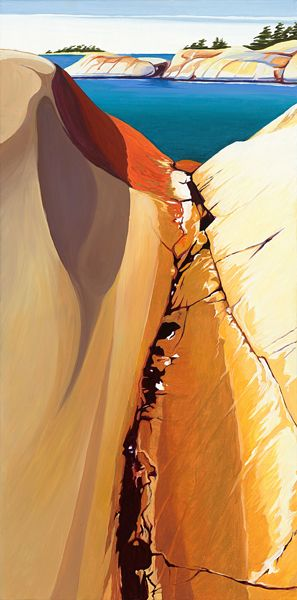 """Summer Fox Islands"" by Margarethe Vanderpas"