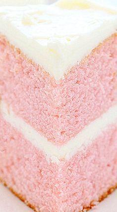 One Bowl Pink Velvet Cake ❊