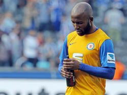 Domi Kumbela wird künftig wieder das Trikot von Eintracht Braunschweig tragen