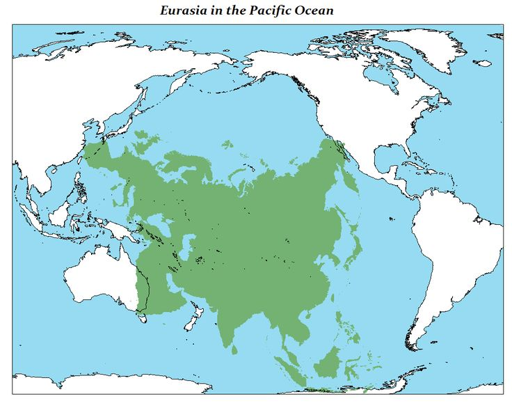 Eurasia in the pacific ocean more size comparison maps hri eurasia in the pacific ocean more size comparison maps hri pinterest pacific ocean sciox Gallery