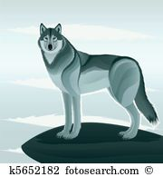 Wolf Clip Art and Illustration. 7,853 wolf clipart vector EPS images available to search from over 15 royalty free stock art and stock illustration publishers.  Page 3