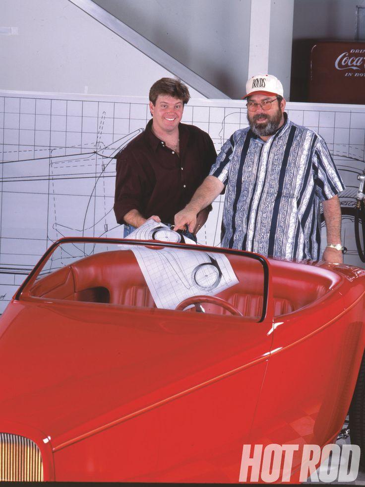 Hot Rods Boyd Coddington   Coddington hosted the Discovery Channel show American Hot Rod, where ...