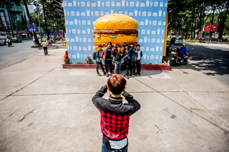 McDonald's Opens in Vietnam, Bringing Big Mac to Fans of Banh Mi - NYTimes.com: Banh Mi, Fans, Mcdonald'S Open, Vietnam, Bring Big, Business, Big Mac