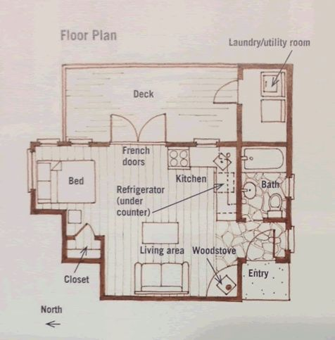 Best Floor Plans Images On Pinterest Small Houses