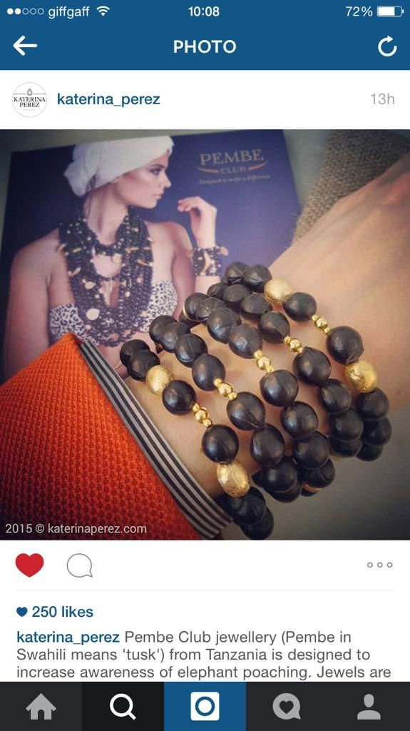 Thanks for the mention @KPerezNadeeva. We are looking forward to showing our range at  #IJL2015 @jewellerylondon