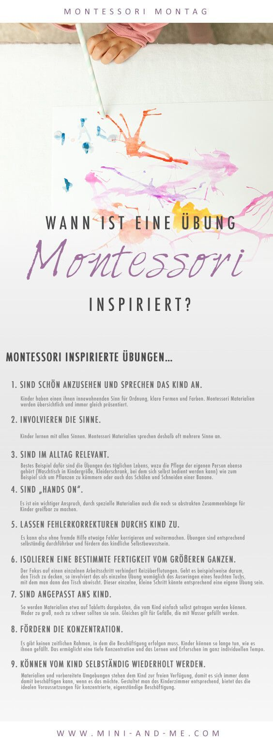 "When is an exercise ""Montessori inspired""? (With exciting experiment: we paint with wind!)"