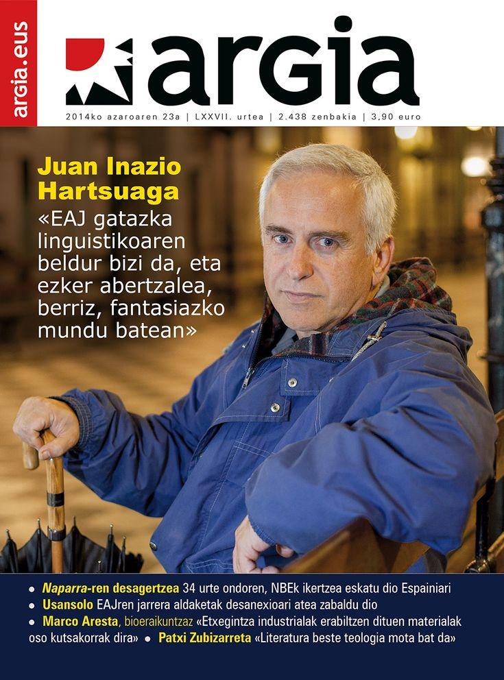 Argia astekaria. http://www.argia.eus/argia-astekaria