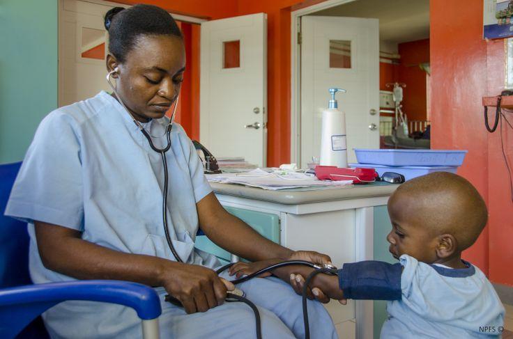 Il est primordial qu'un enfant ai un accès aux soins