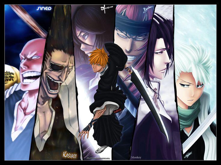 Bleach Manga 471 Fan art