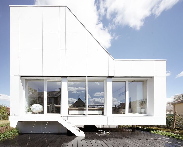 229 best Homes images on Pinterest   Contemporary architecture ...