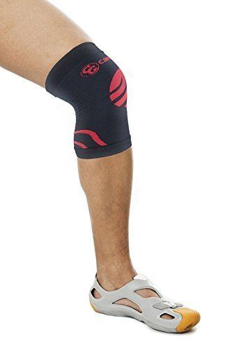 a963c04916 Camari Gear Sports Knee Compression Sleeve Support Brace (Single) - for  Joint Pain,