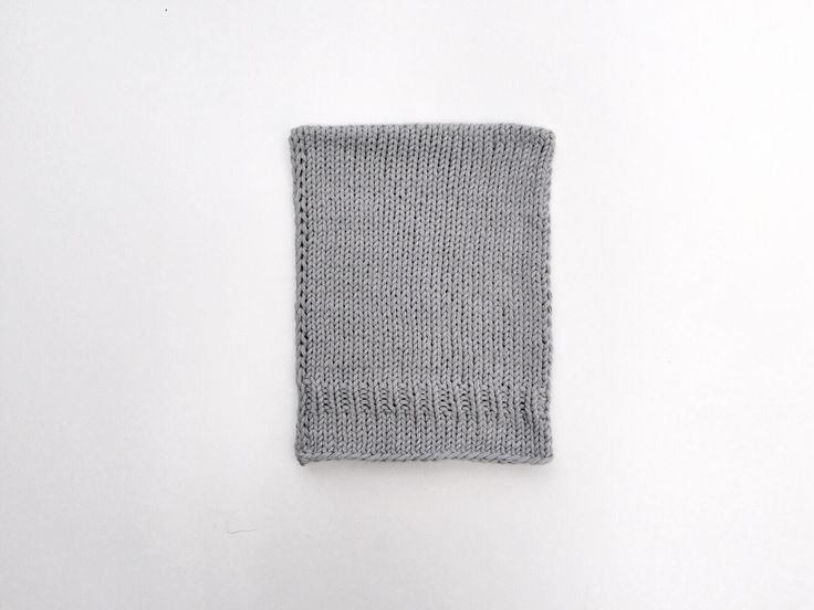 Chain Twenty San Agústin facecloth in light grey » knitwear for the home