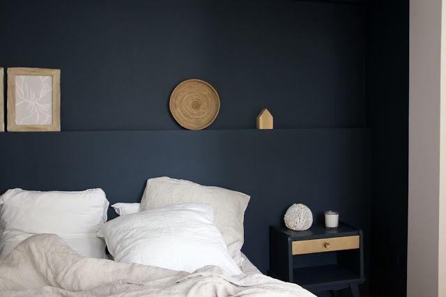 La Chambre Avant Apres Ou Comment Dormir Dans Du Lin Naturel Sur
