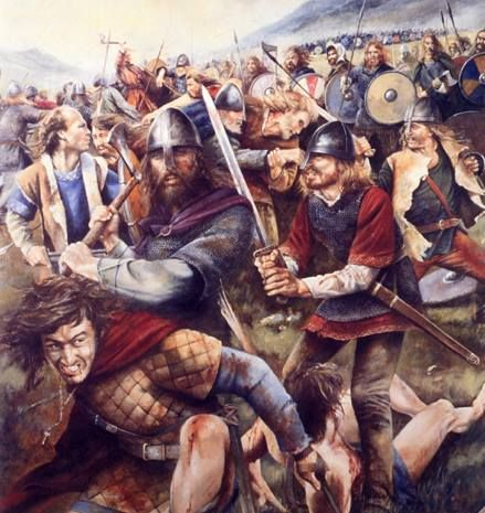 On Good Friday, April 23, 1014 just north of Dublin a momentous and bloody battle was fought. At stake was the nascent unification of Ireland under its first true king, Brian Boru; and the future i…
