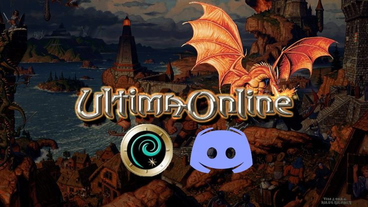 Ultima Online's Atlantic Shard Has Its Own Official Discord Server – The Ultima Codex