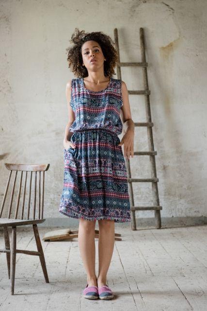 Sukienka Boho  | www.kokoworld.pl #kokoworld #summerdress #summer #dress #africa #fashion
