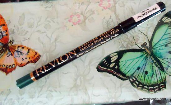 Revlon Eyeliner Pencil 14 Green