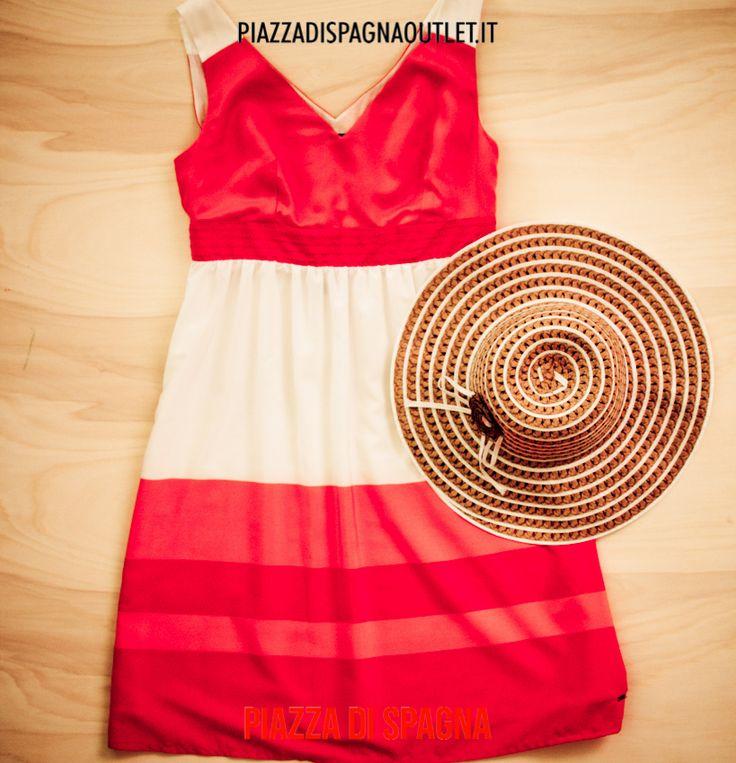 #abito #colours #woman #summer #piazzadispagnaoutlet