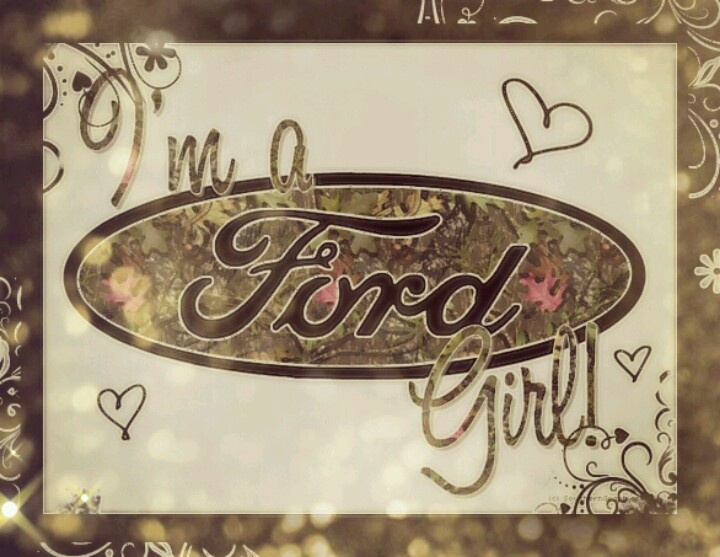 Ford girl...