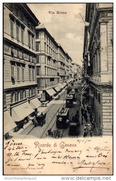 Ricordo di Genova 1900
