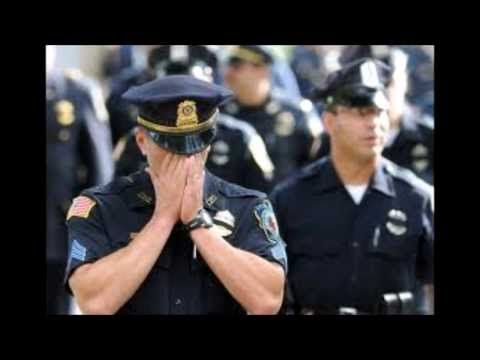 Police Tribute (Watch Them Fall) - YouTube