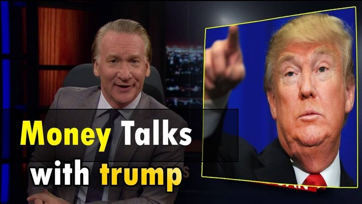 Real Time with Bill Maher - DONALD TRUMP and New Rules (HBO)