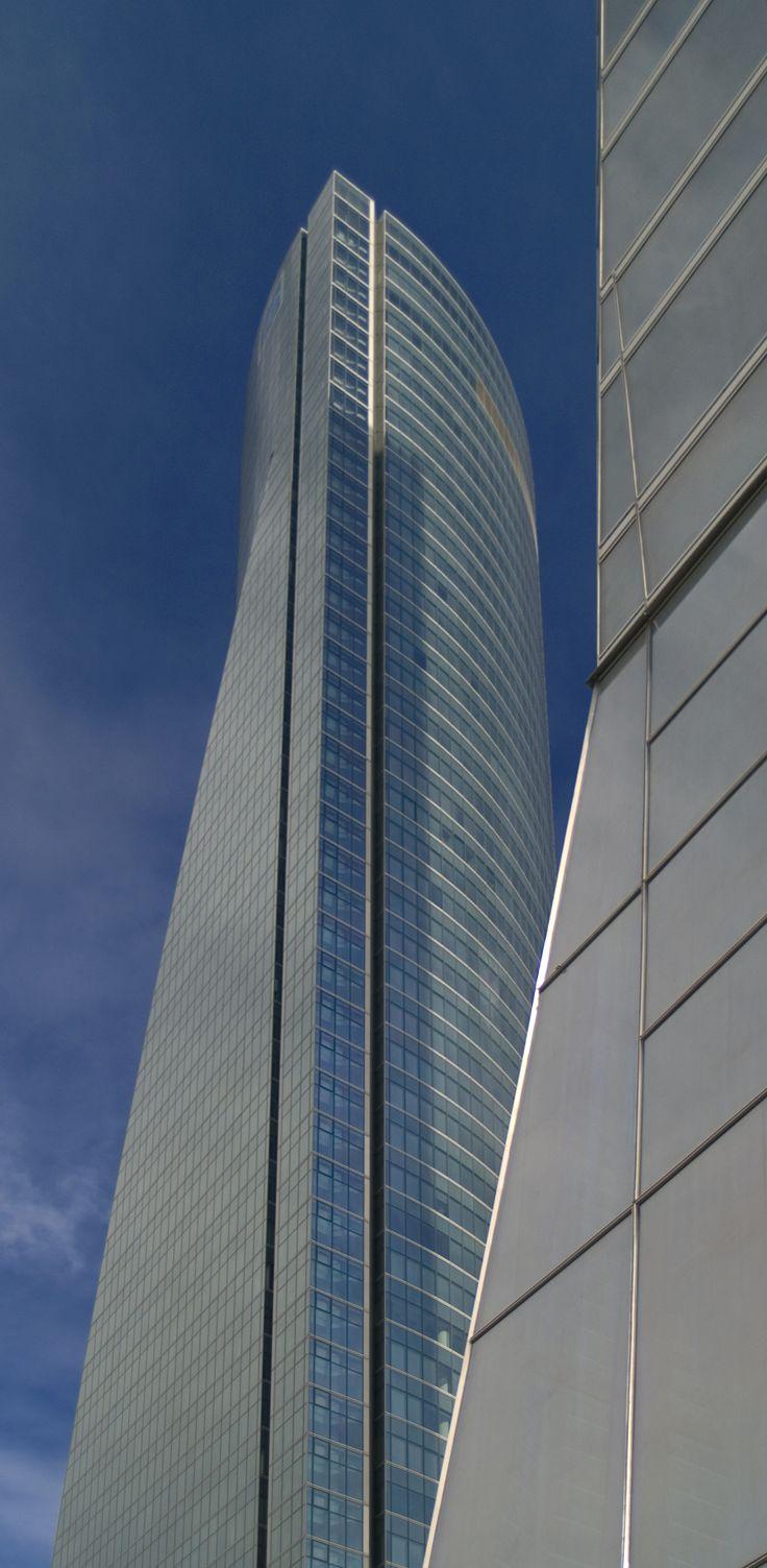 Torre Espacio  Madrid  Spain