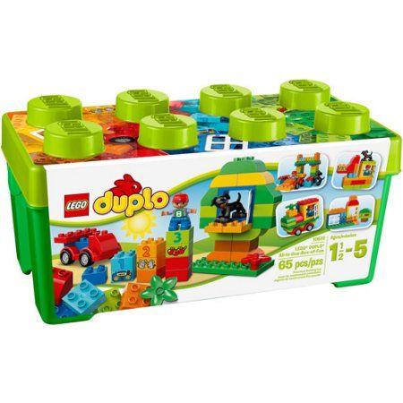 LEGO DUPLO All-in-One Box of Fun Building Set - Walmart.com