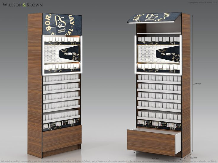 Willson & Brown Czech - Individual Display, P&S (Imperial Tobacco), account manager: Jakub Teodorowski - jakub.teodorowski@willson-brown.com, +420 606 214 446 #cigarette #display #individualdisplay #woodendisplay #woodenpop #woodenpos #popwood #poswood #POS #pointofsale #POP #pointofpurchase #posmaterials #popmaterials #pointofsalematerials #posvisibility #instore #instoremarketing #retail #trade #trademarketing #productdesign #productdisplay #stojan #wood #wooden #design