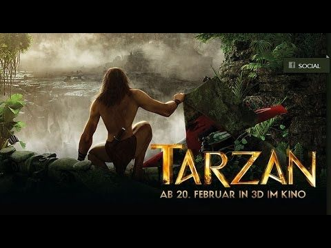 "CGI Animated Trailer HD: ""Tarzan 3D - Official Trailer"" by Constantin Film - YouTube"
