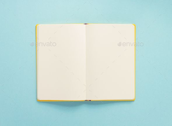 Notepad Or Notebook At Abstract Background Abstract Backgrounds Note Pad Business Logo Inspiration