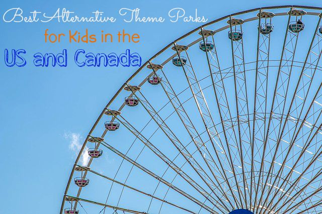 theme parks for kids